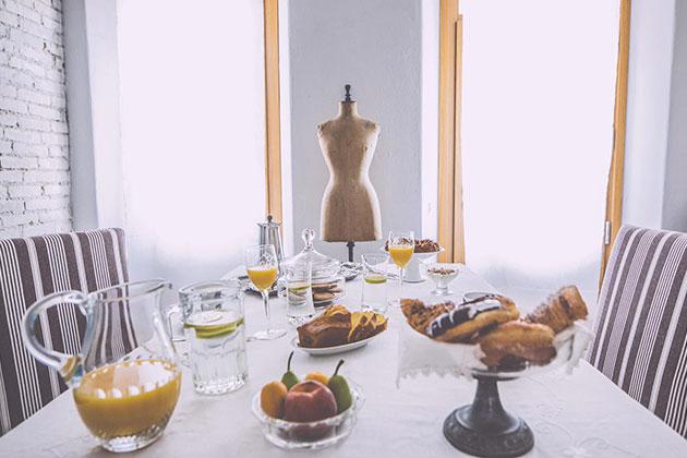 I Cucali | Bed & Breakfast | colazione