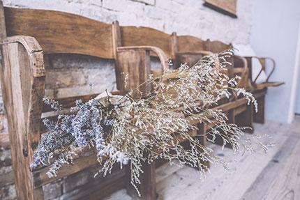 I Cucali | Bed & Breakfast | recupero sedie